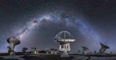 Radio Telescope SETI