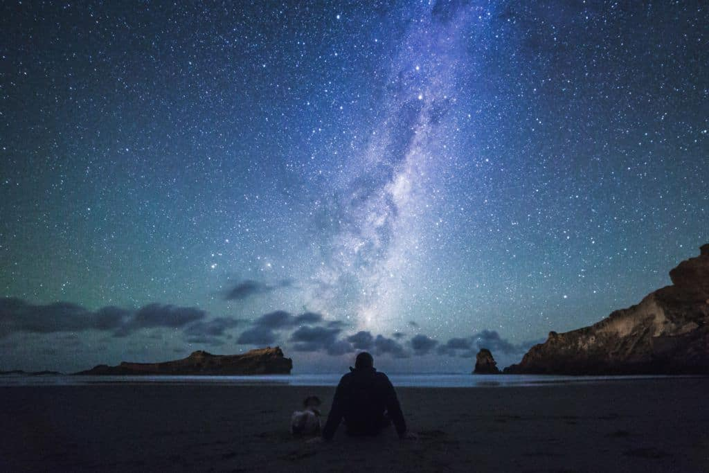 inspiring star quotes and phrases about starry sky