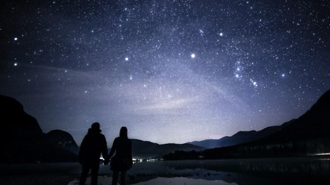 Together among stars
