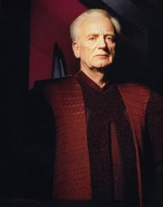 sheev palpatine star wars