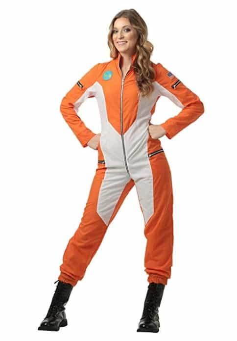 FunCostumes Women's Astronaut Jumpsuit