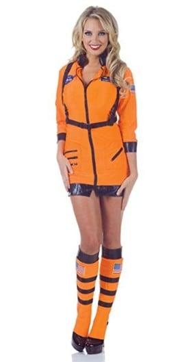 Underwraps Women's Sexy Astronaut Costume - Cosmic