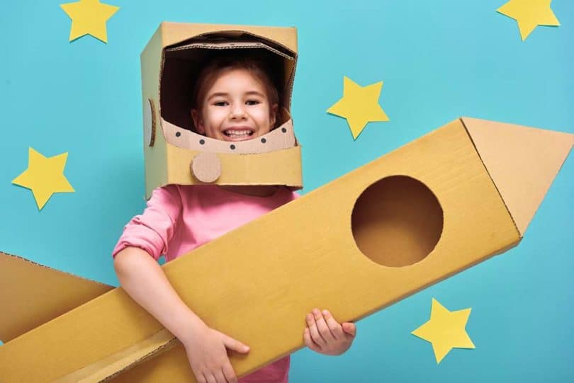 diy kids astronaut costume