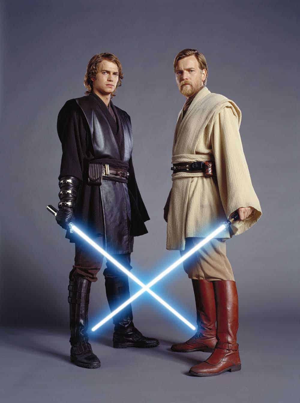 obi wan kenobi anakin skywalker
