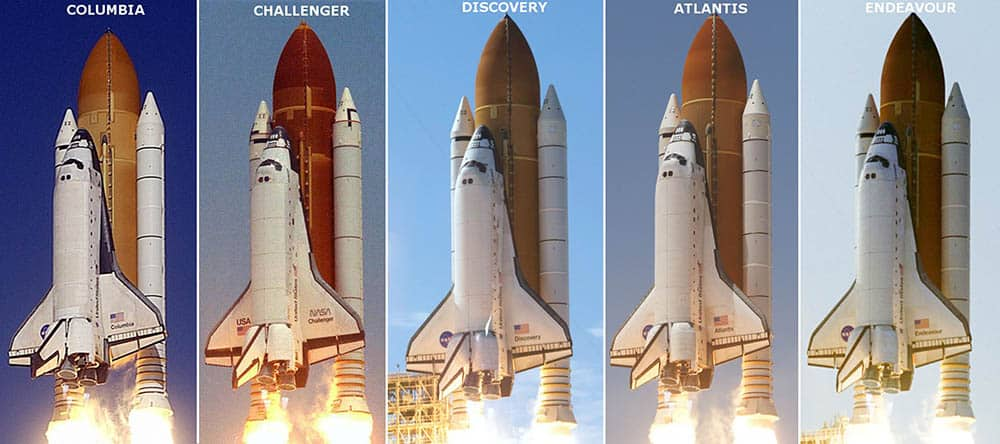space shuttle profiles nasa