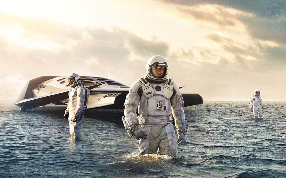 interstellar poster cooper