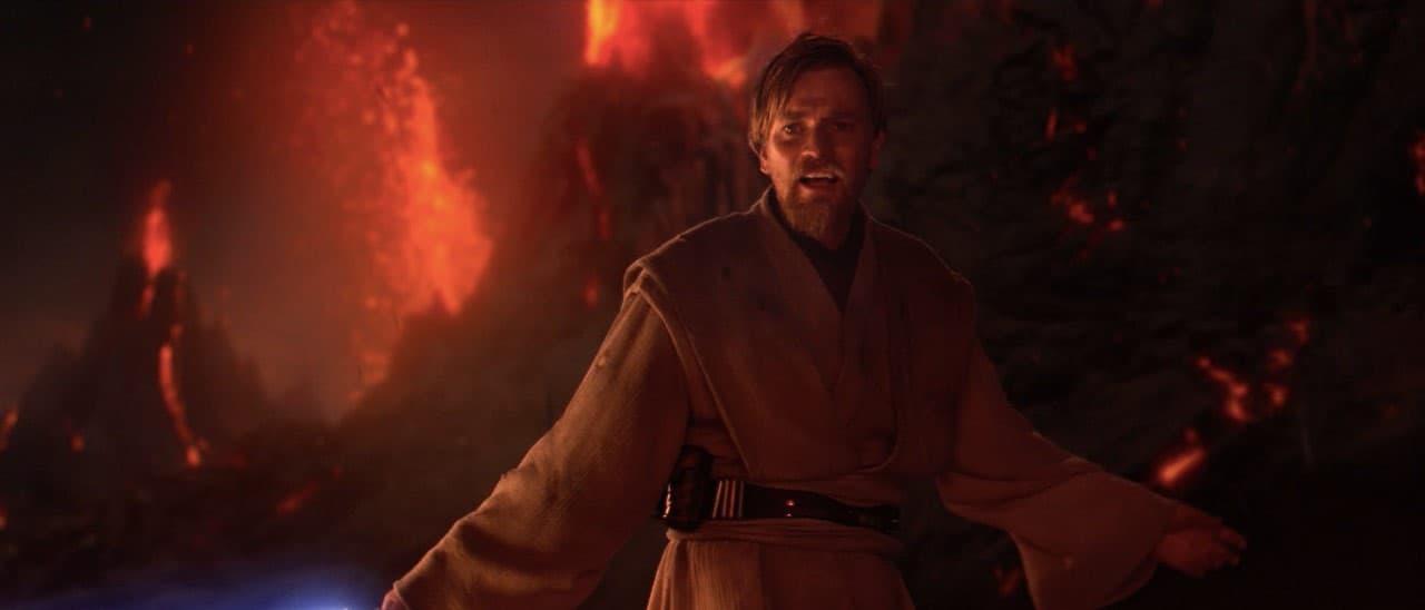 Obi Wan Kenobi vs Anakin Skywalker