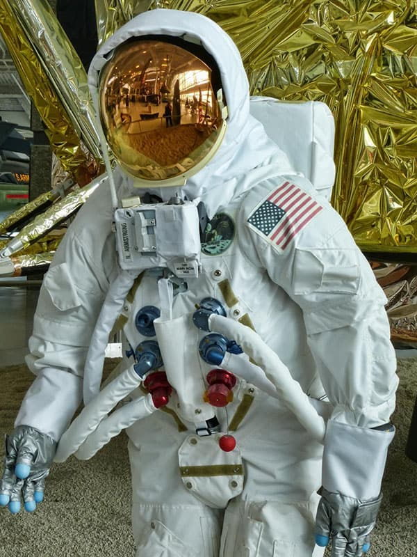 Apollo A7 Space Suit Museum Quality Replica