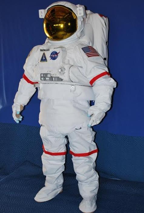 Space Shuttle EMU Space Suit Museum Quality Replica