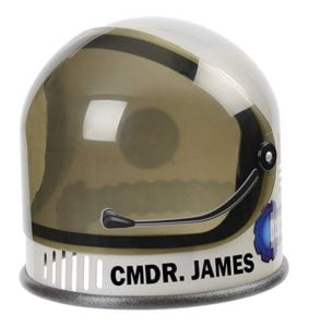 Personalized Youth Astronaut Helmet by Aeromax