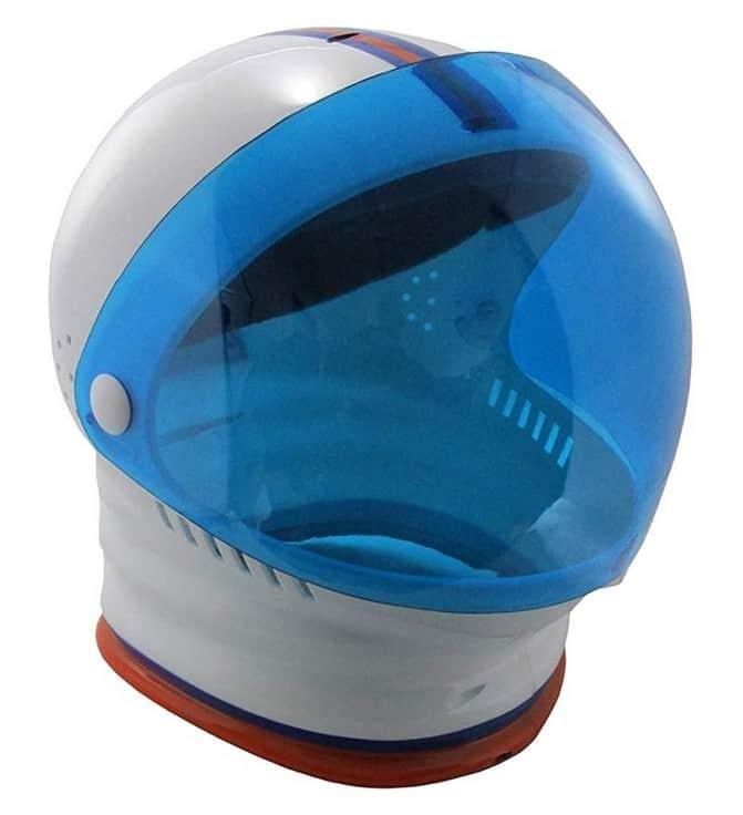 Adult Astronaut Costume Helmet by Nicky Bigs Novelties
