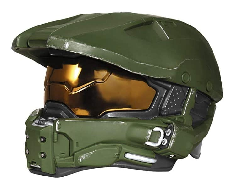 Futuristic Space Helmet (HALO 4) by Disguise