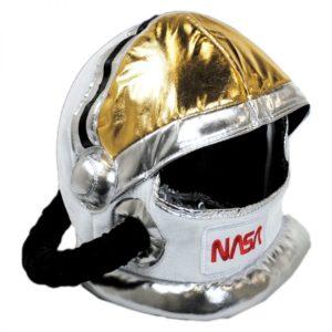 Astronaut Costume Plush Helmet by Elope